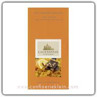 Lauenstein Schokolade Hot Orange Apricot 45% 80g
