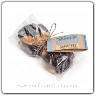 Teoni´s Dipped Banoffee Cookies 300g
