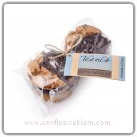 Teoni´s Dipped Chocolate Chips Cookies 300g