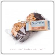 Teoni´s Dipped Stem Ginger Cookies 300g