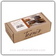 Teoni´s Shortbread Dipped Salted Caramel 185g